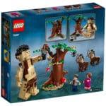 LEGO Harry Potter 75967 Der Verbotene Wald: Begegnung mit Umbridge (Box Rückseite)