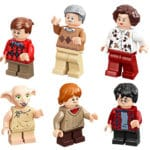 LEGO Harry Potter 75968 Ligusterweg 4 (Minifiguren)