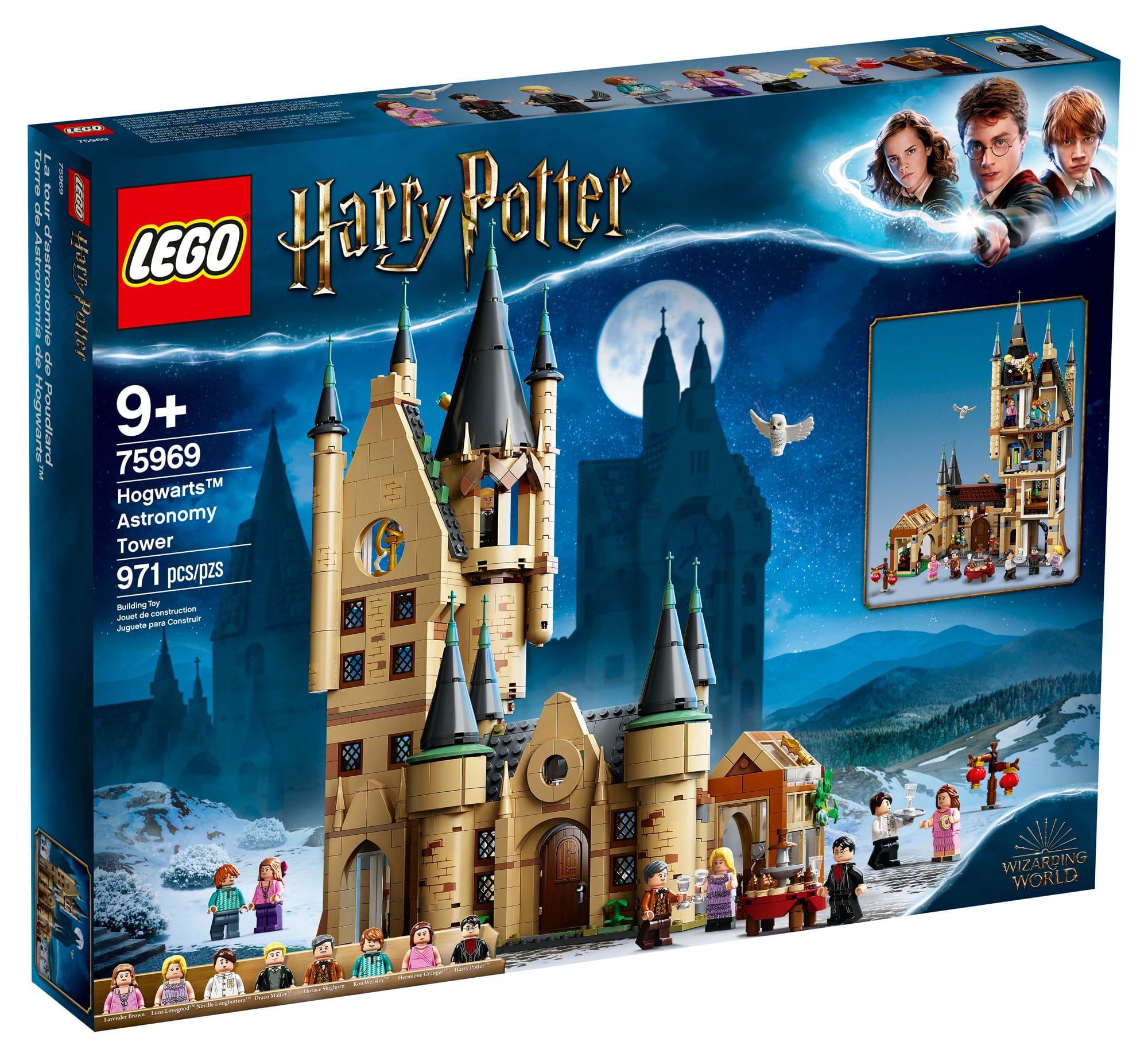 LEGO Harry Potter 75969 Astronomieturm auf Schloss Hogwarts (Box)