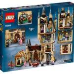 LEGO Harry Potter 75969 Astronomieturm auf Schloss Hogwarts (Box Rückseite)