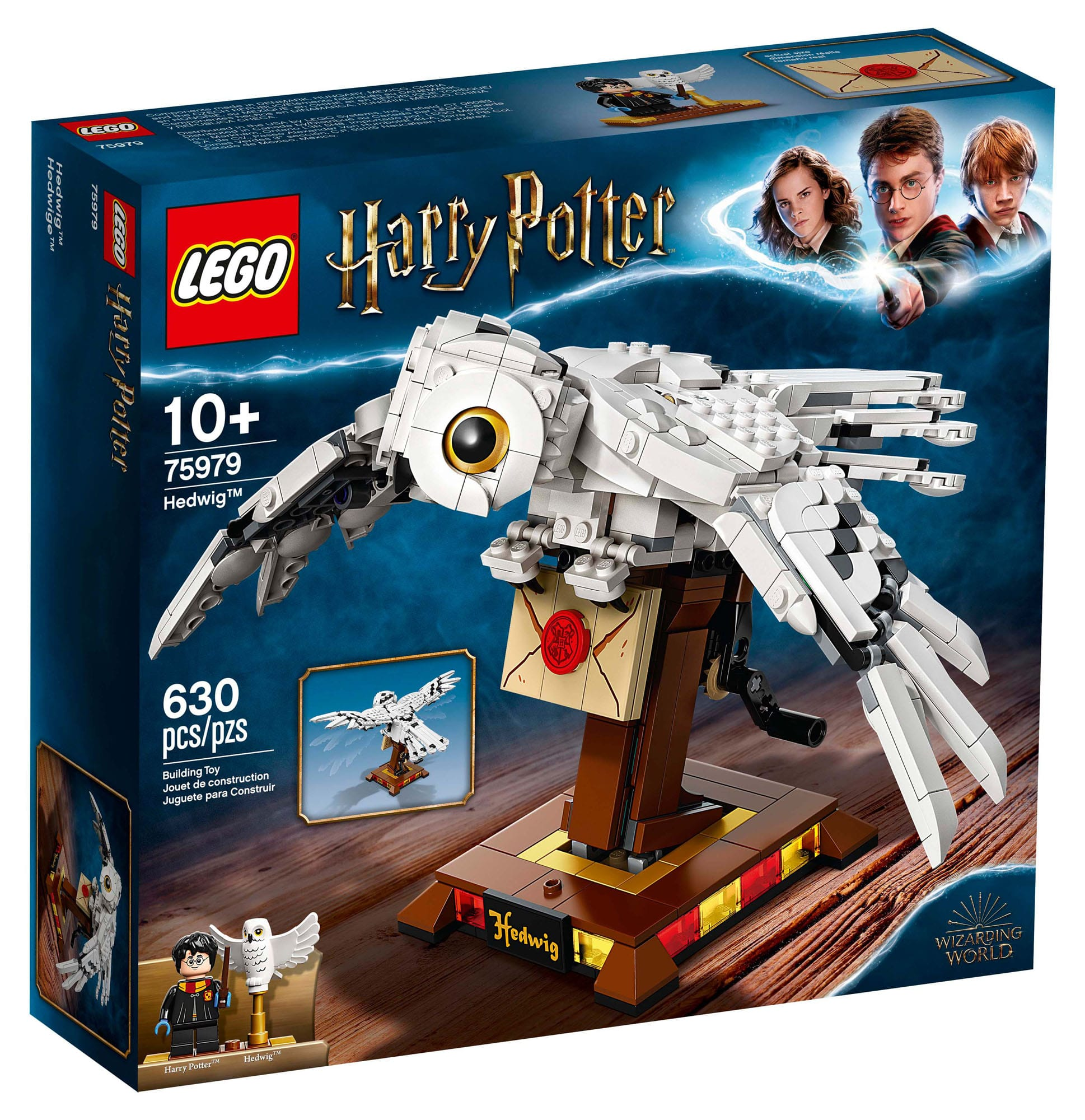 LEGO Harry Potter 75979 Hedwig (Box)