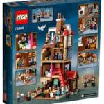 LEGO Harry Potter 75980 Angriff auf den Fuchsbau (Box Rückseite)