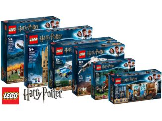 LEGO Harry Potter 2020 Neuheiten