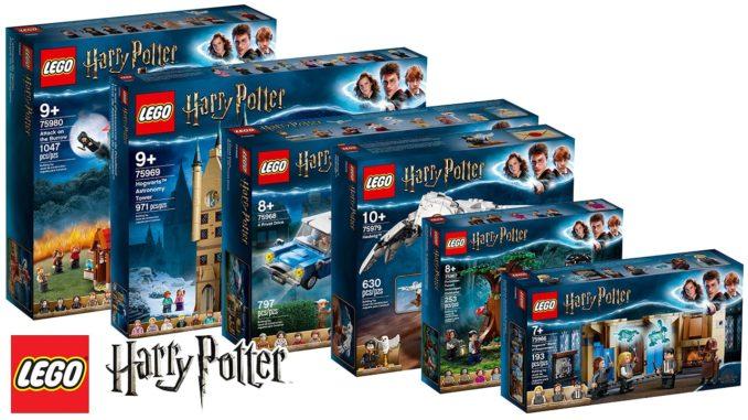 LEGO Harry Potter 2020 Neuheiten