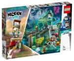 LEGO Hidden Side 70435 Newbury's verlassenes Gefängnis