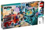 LEGO Hidden Side 70436 Phantom Feuerwehrauto 3000 1