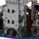 LEGO Ideas Forestmen: Castle in the Forest