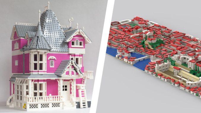 LEGO Ideas Coraline und Rom