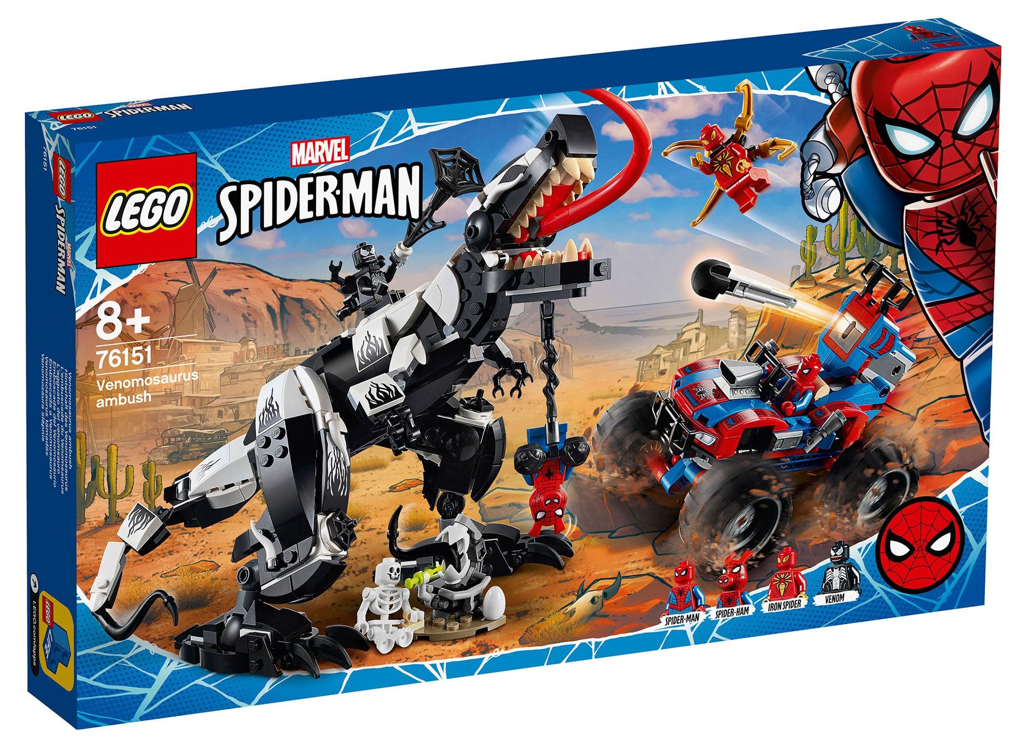LEGO Marvel 76151 Venomsaurus Ambush