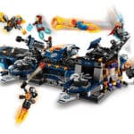 LEGO Marvel 76153 Helicarrier