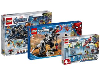 LEGO Marvel Super Heroes Sommer 2020