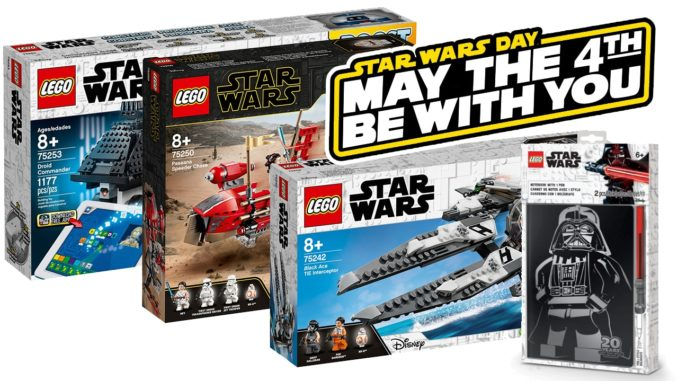 LEGO Star Wars May the 4th Angebote