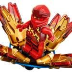 LEGO Ninjago 70686 Kais Spinjitzu Burst