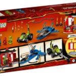 LEGO Ninjago 71703 Kräftemessen mit dem Donnerjet