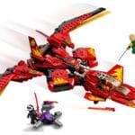 LEGO Ninjago 71704 Kais Super-Jet
