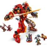 LEGO Ninjago 717120 Feuer-Stein-Mech