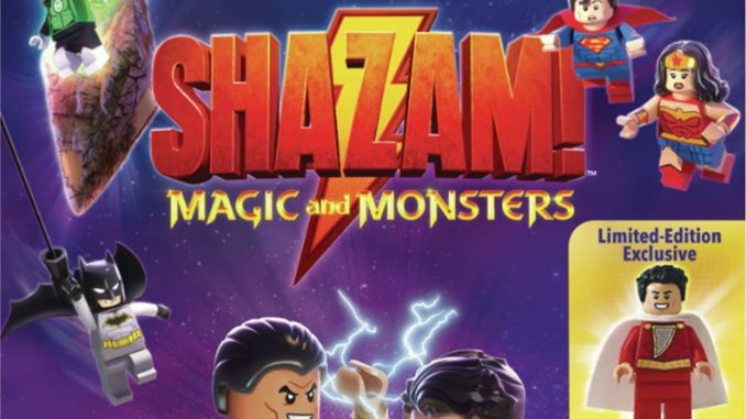 LEGO Shazam Magic and Monsters mit Polybag