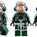 LEGO Star Wars 75275 UCS A-Wing Pilot Minifigur