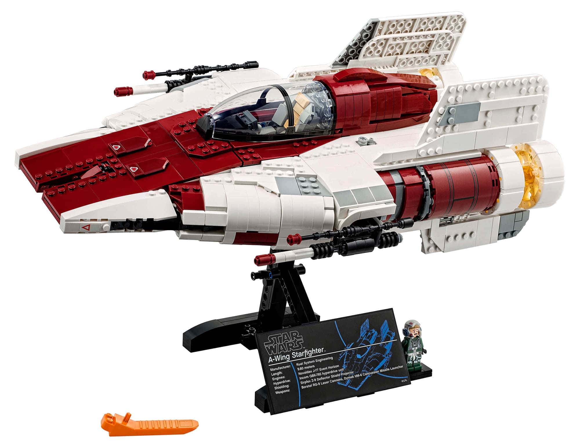 LEGO Star Wars 75275 UCS A-Wing Starfighter