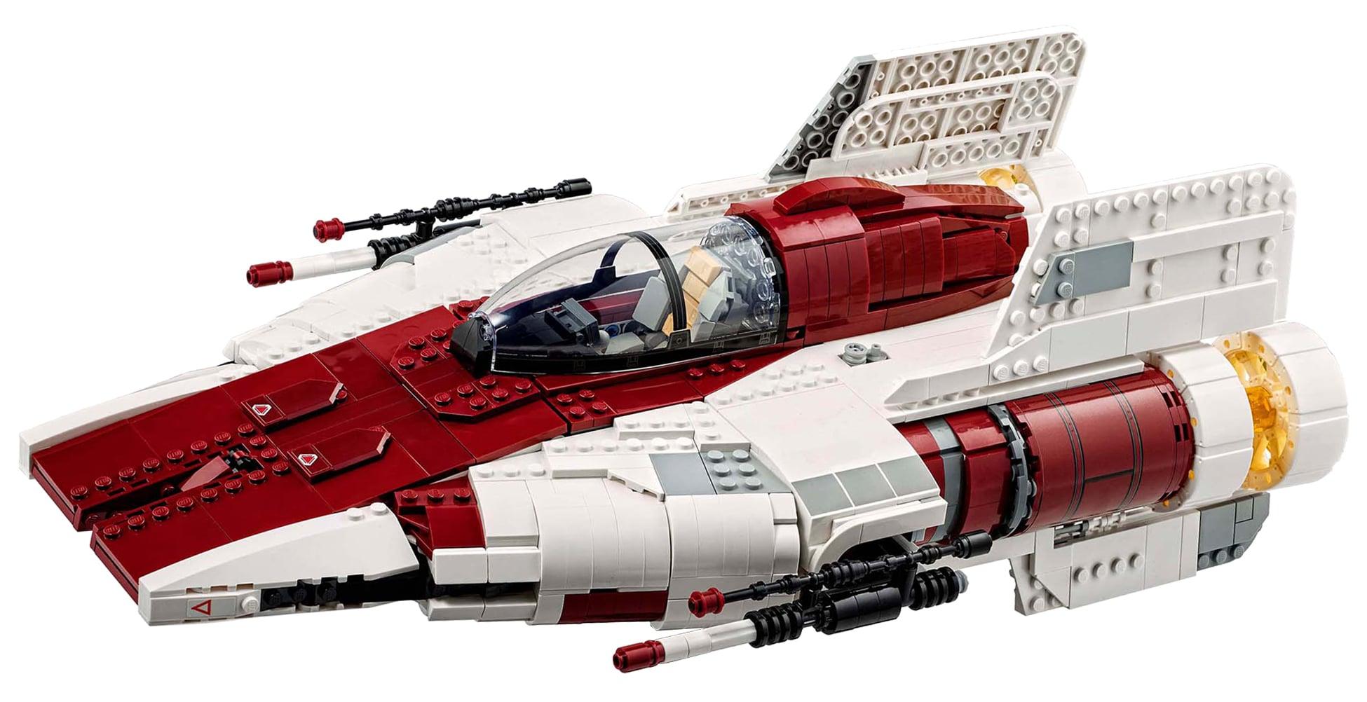 LEGO Star Wars 75275 Filmmodell vs. LEGO Set