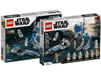 LEGO Star Wars 75280 501st Battle Pack Box