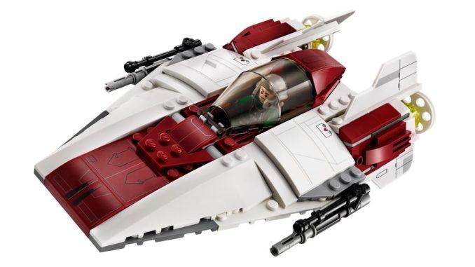 LEGO Star Wars UCS Sets 2020: Der LEGO 75275 A-Wing Fighter