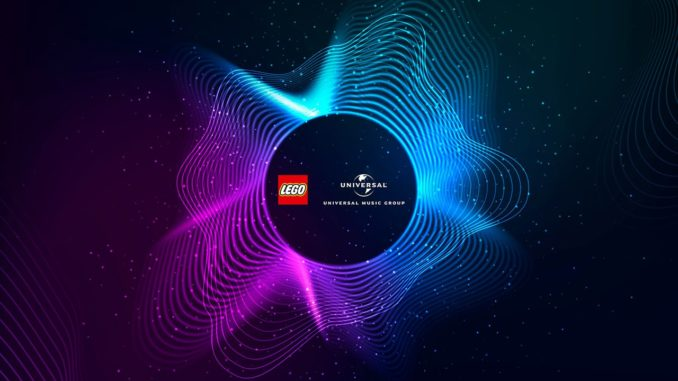 LEGO Group und Universal Music Group Kooperation