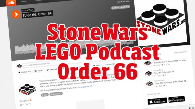 StoneWars Podcast Order 66