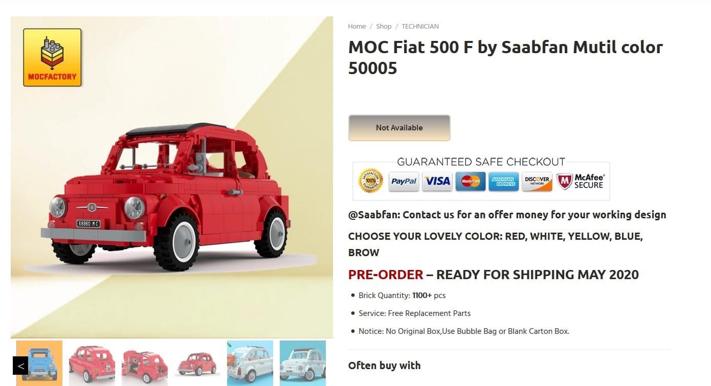 Fiat 500f Copyright2