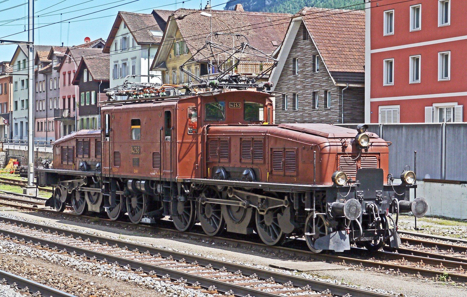Krokodil Lokomotive SBB Ce 6/8 III