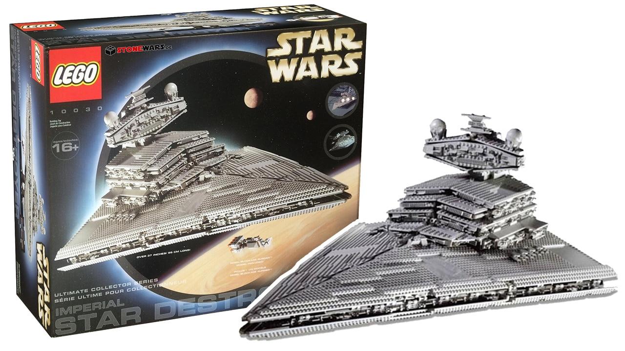 LEGO 10030 Imperial Star Destroyer von 2002