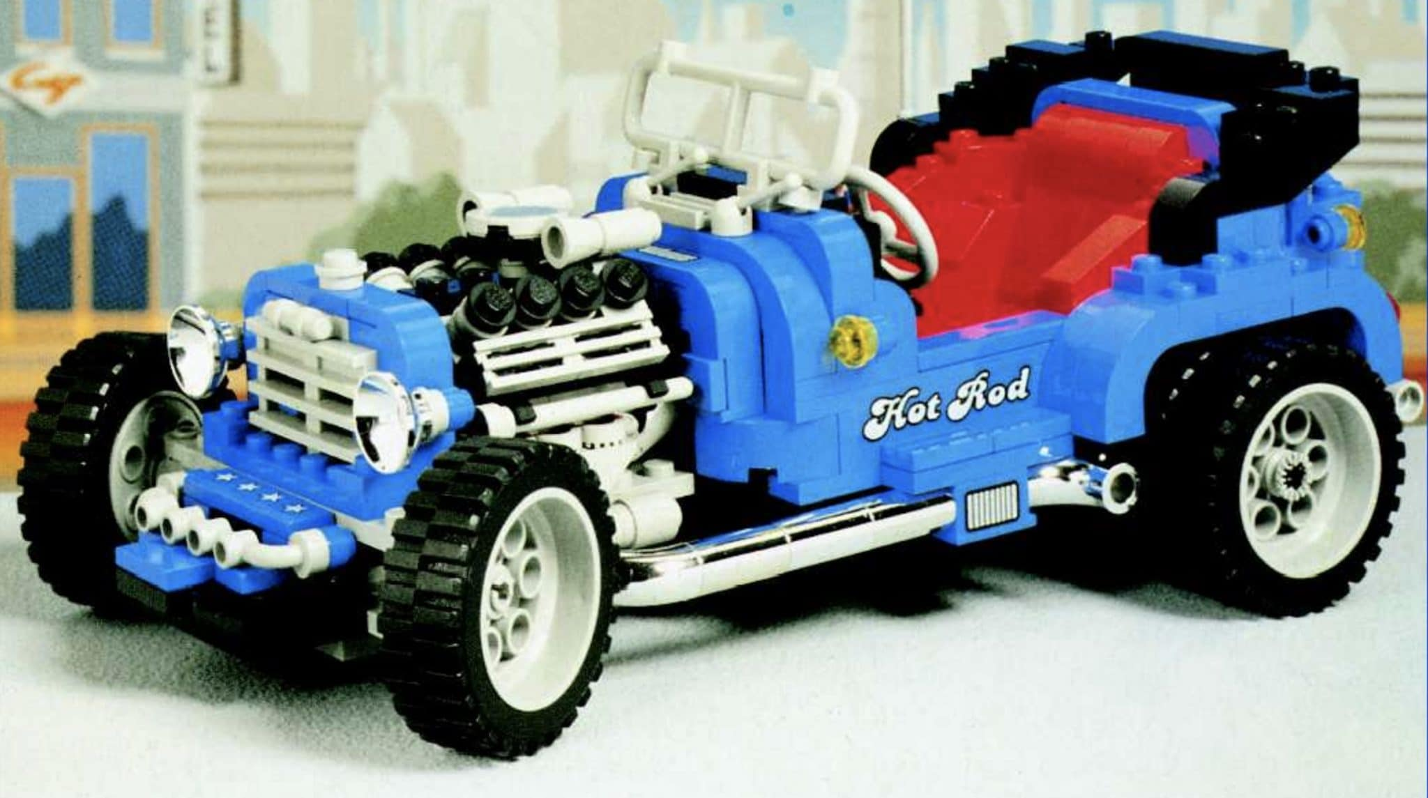 LEGO 10151 Hot Rod