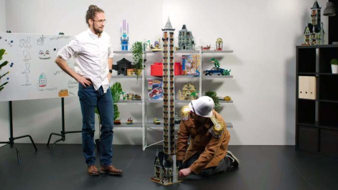 LEGO 10273 Designer Video