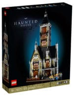 LEGO 10273 Haunted House (Box Vorderseite)