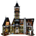 LEGO 10273 Haunted House Rückseite