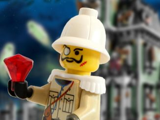 LEGO 10273 Haunted Mansion Teaser