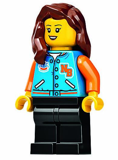LEGO 10273 Newbury High School Anspielung