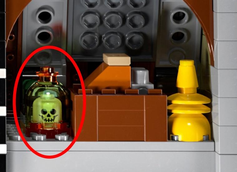 LEGO 10273 Orb Of Ogel