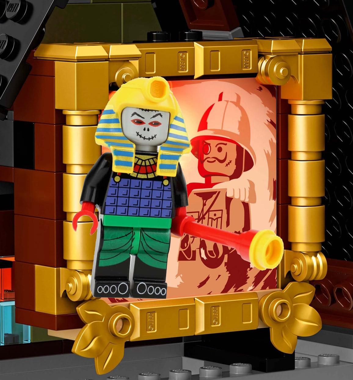 LEGO 10273 Ramses Iv 1