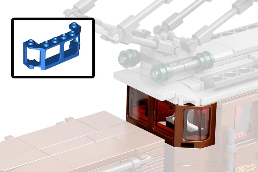 LEGO 10277 Krokodil Neue Teile04