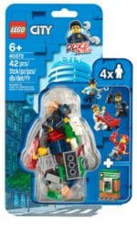 LEGO 40372 City Minifiguren