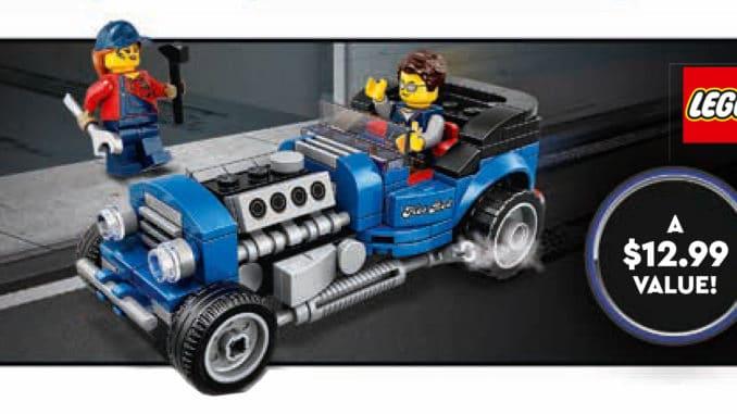 LEGO 40409 Hot Rod GWP
