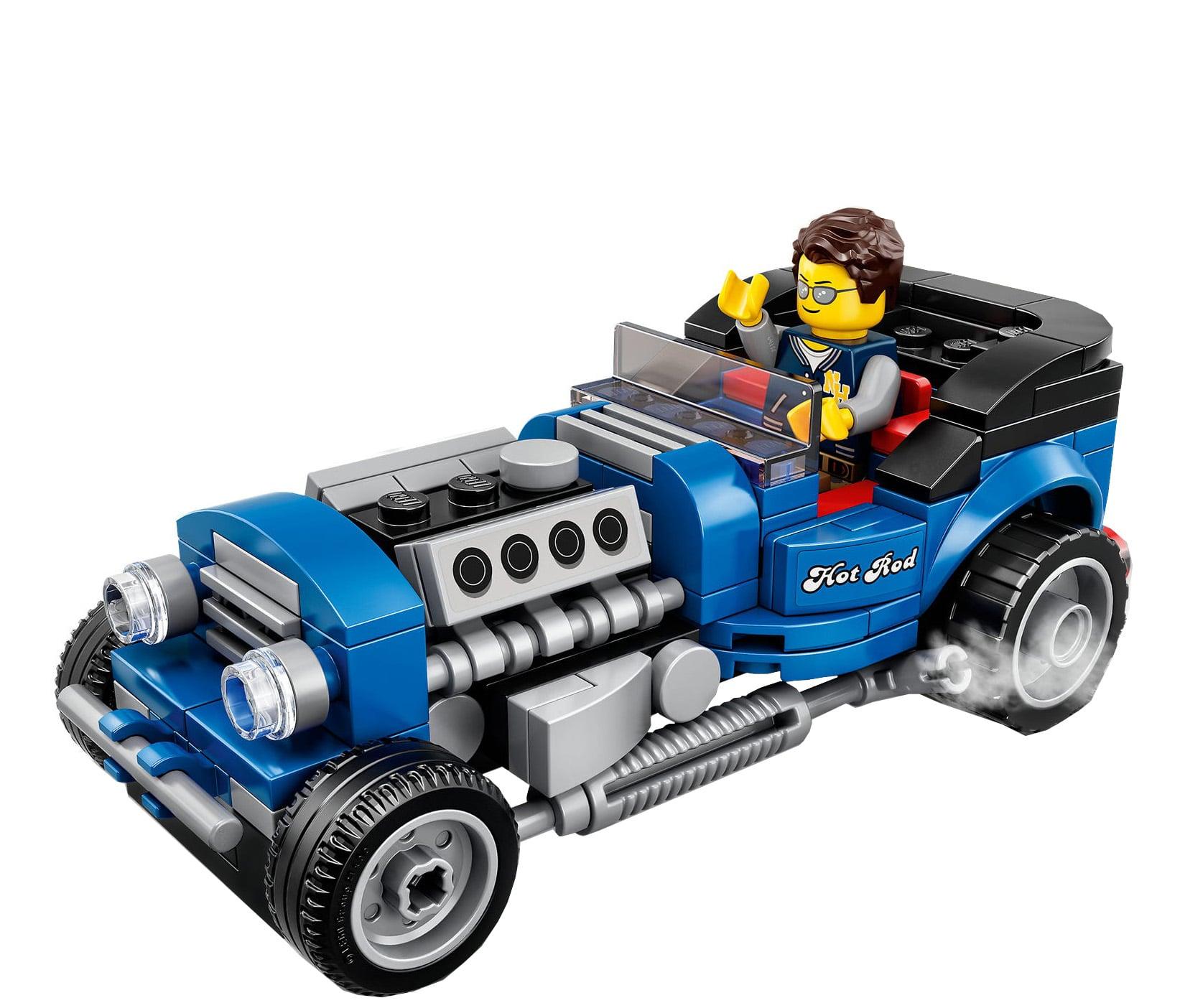 LEGO 40409 Hot Rod Vergleich
