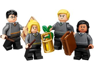 LEGO 40419 Harry Potter Minifiguren