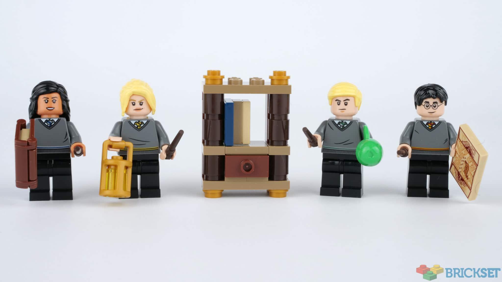 LEGO 40419 Hogwarts Students