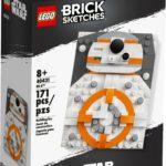 LEGO 40431 Star Wars Bb 8 2
