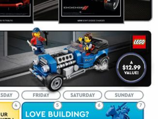 LEGO 4049 Hot Rod Gratis