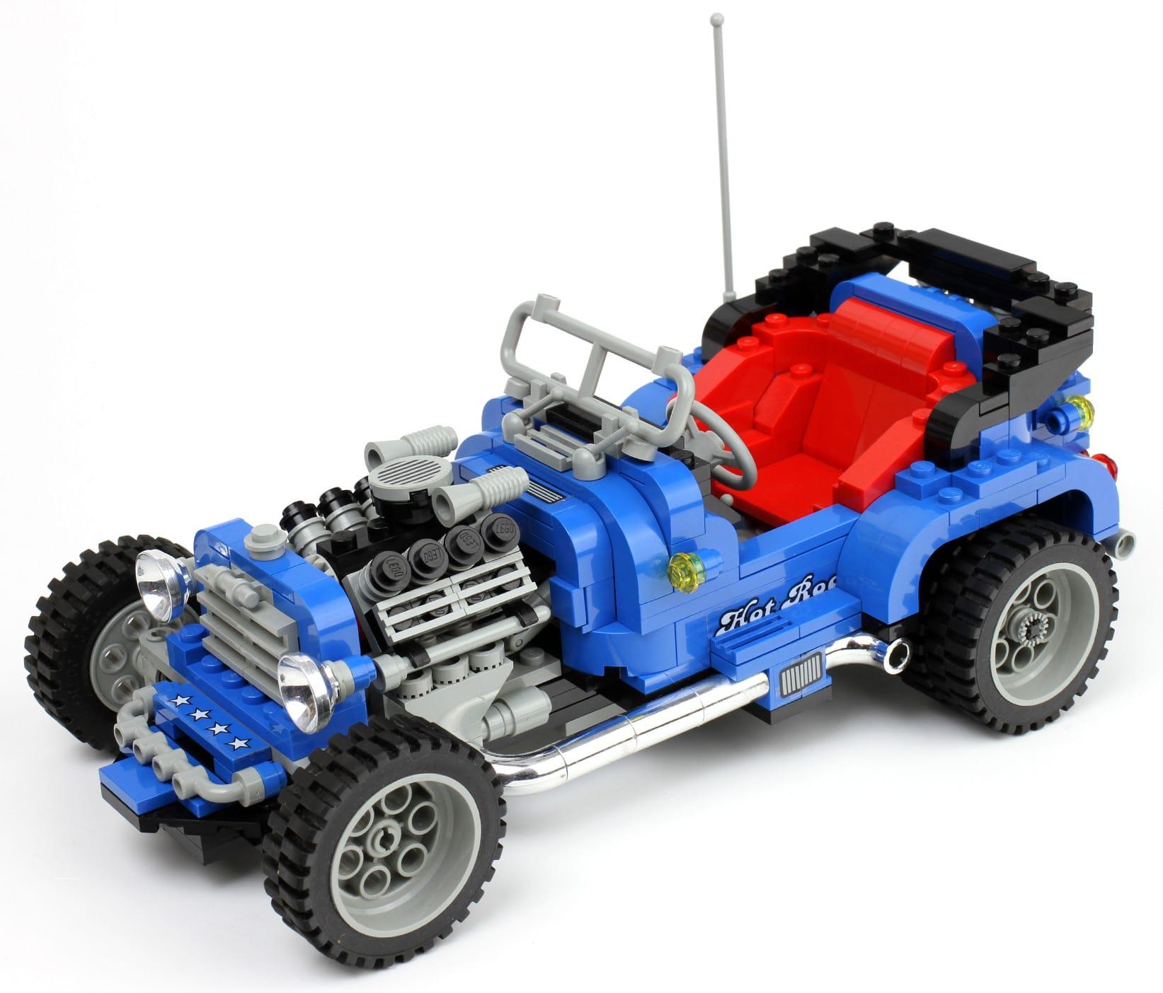 LEGO 5541 Hot Rod Vergleich