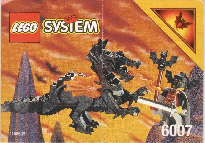 LEGO 6007 Basil The Batlord