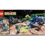 LEGO 6837 Insectoids Cosmic Creeper, Box Rückseite